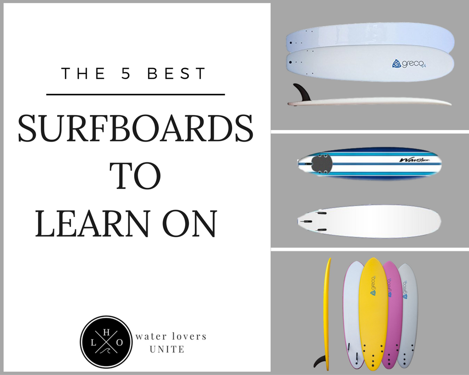 Best Surfboard to Learn On