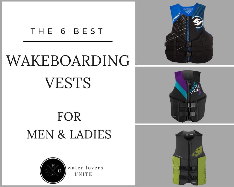 Best Wakeboarding Vest
