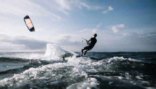 Best Kiteboarding Trainer Kite