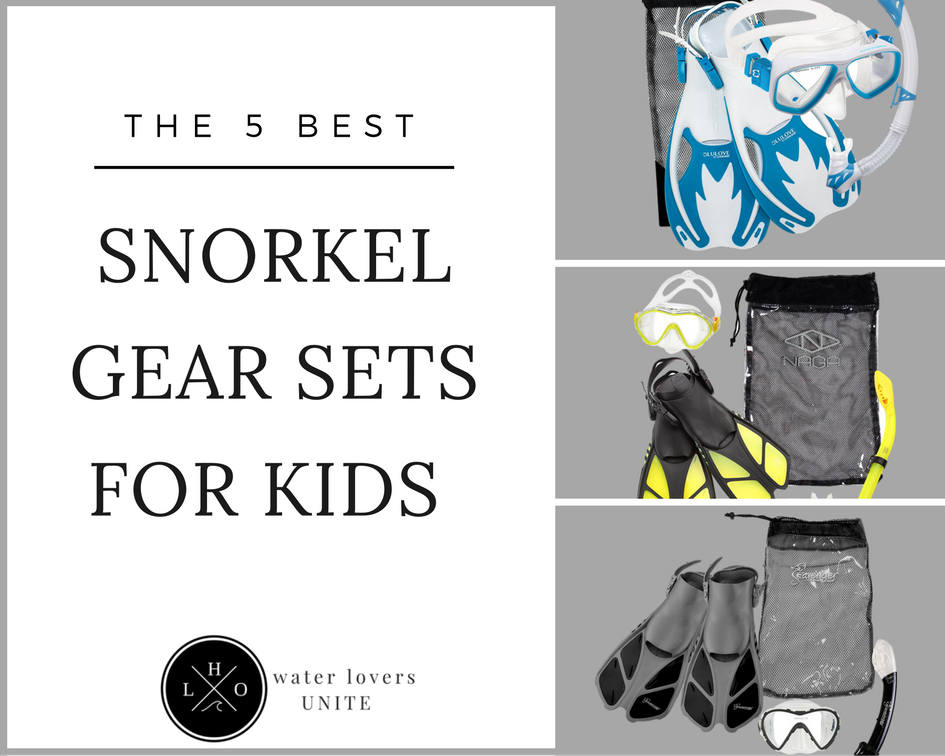 best snorkel gear for kids