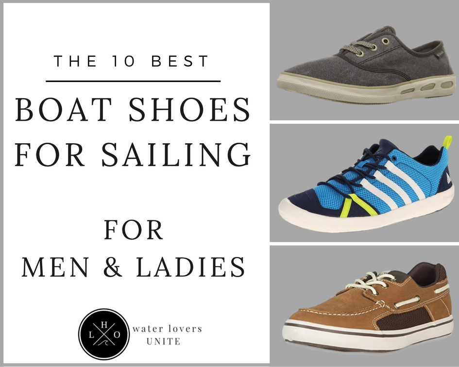 The 10 Best Boat Shoes For Sailing: 2017 Reviews & Deals