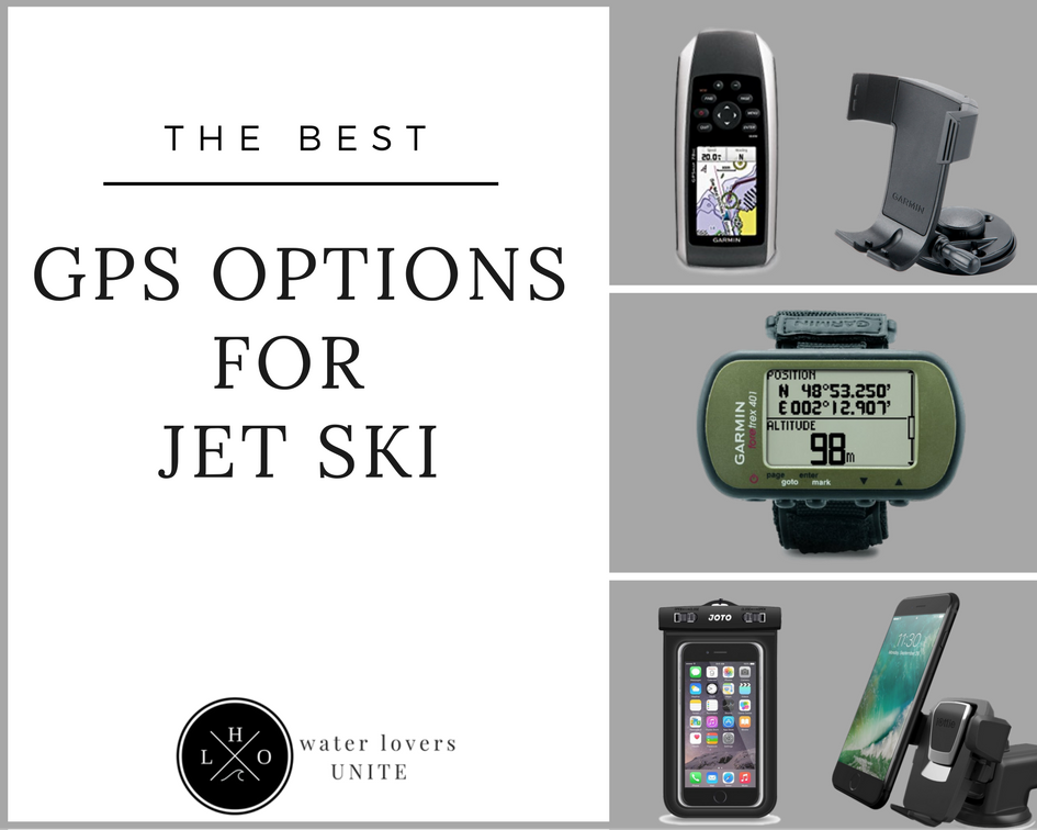 Best GPS for Jet Ski