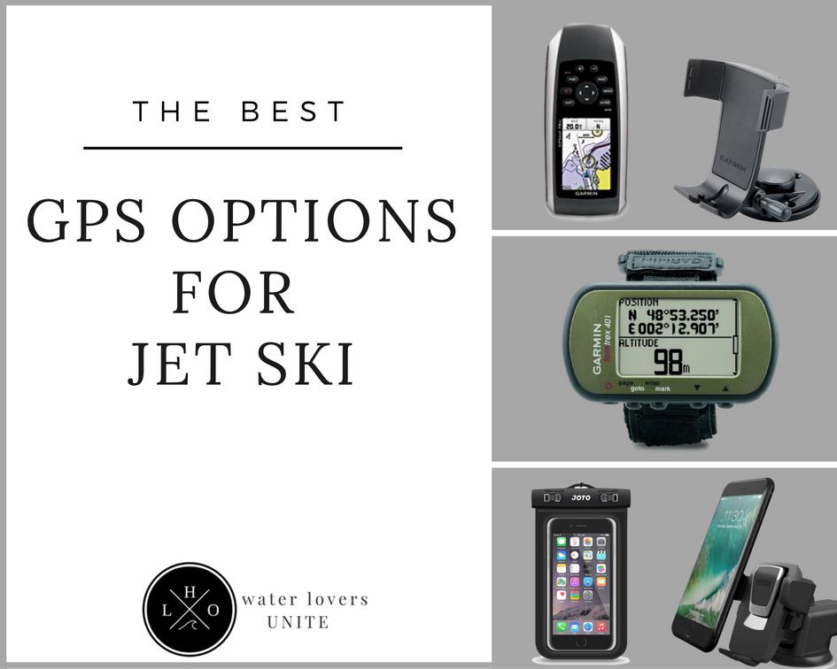 Best GPS for Jet Ski