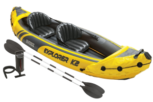 Best Fishing Kayak For Big Guys Inflatable