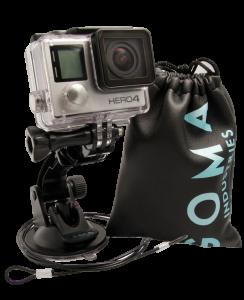 Best GoPro Mount for Jet Ski Suction