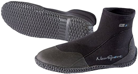 Best shoes for canoeing neo