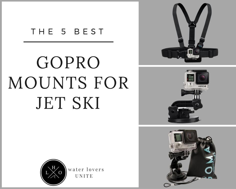 Best GoPro Mount for Jet Ski