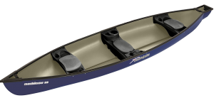 best canoe for big guy