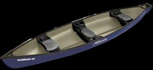 best canoe for big guy