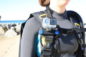 best gopro mount for scuba