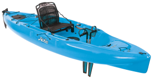 best kayak for spearfishing hobie