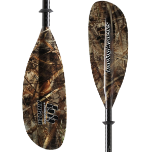best kayak fishing paddles