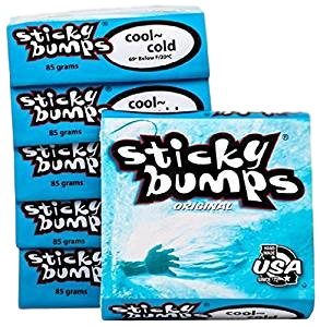 Best Surf Wax For Cold Water Sticky Bumps