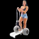 best beach cart for soft sand