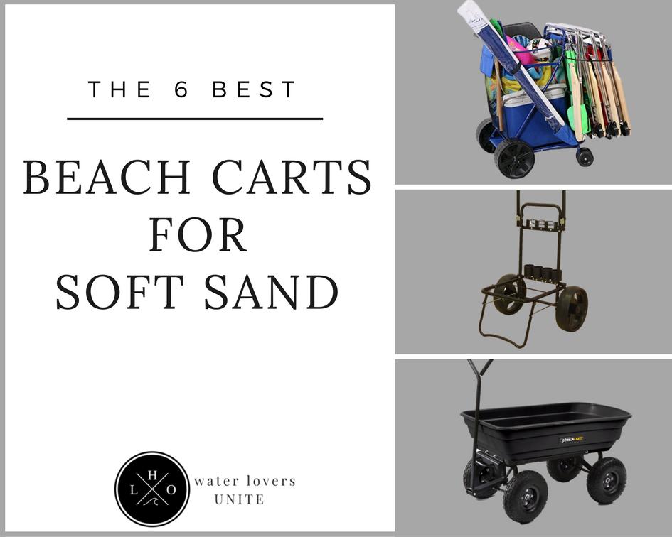 Best Beach Cart For Sand Reviews