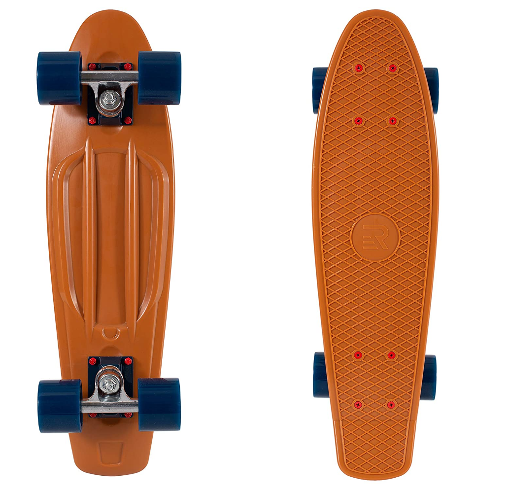Retrospec Quip Skateboard 22.5 Classic Retro