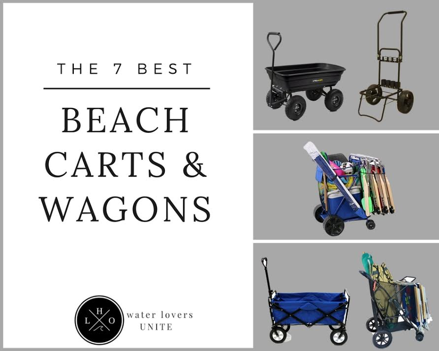 Best Beach Cart For Soft Sand