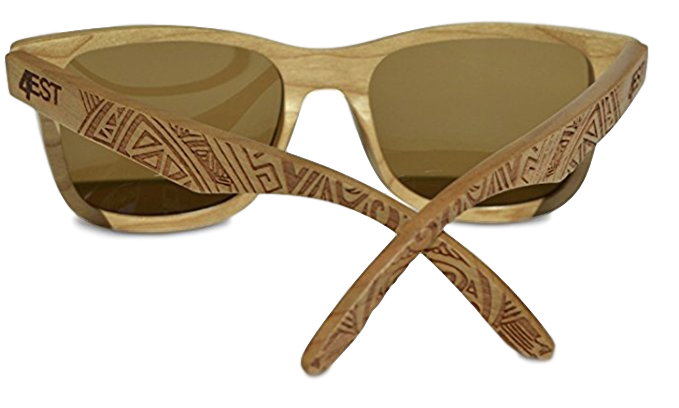 best shades for sailing Wood