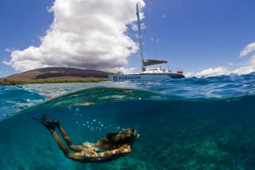Manele Bay Snorkel Maui